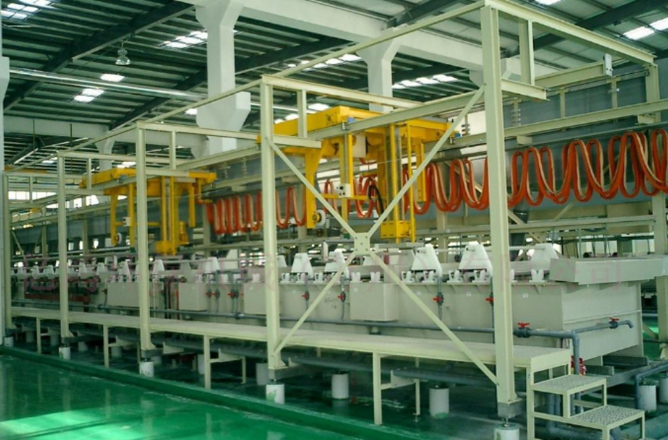 PCB production line plating Equipment maintenance (Part Ⅰ